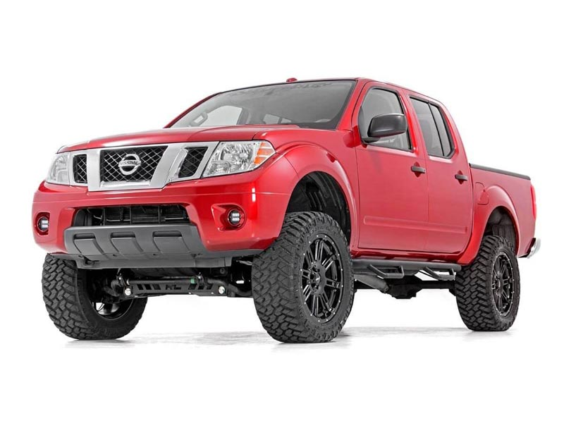 Nissan Frontier 6 Inch Lift Kit