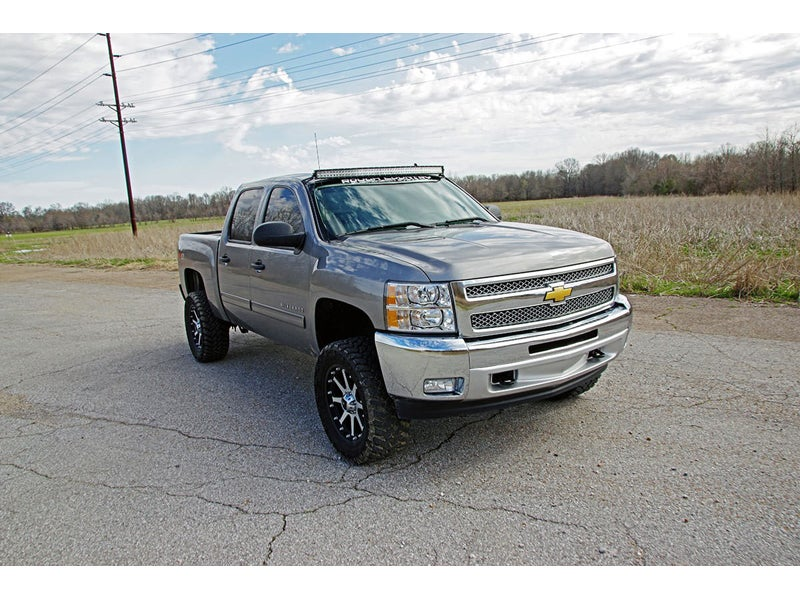 70507 rough country 50 inch curved led light bar upper windshield rough country 50 inch curved led light bar upper windshield mounts 70507 aloadofball Gallery