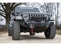 Rough Country Full Width Front Trail Bumper 10585 (Winch not included)