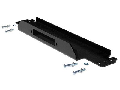 Winch Mounting Plate | Rough Country | Jeep Wrangler RC1189
