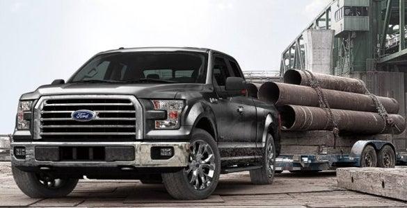 sumosprings ford truck