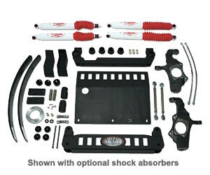 Take your truck to the extreme with a suspension Lift kit.