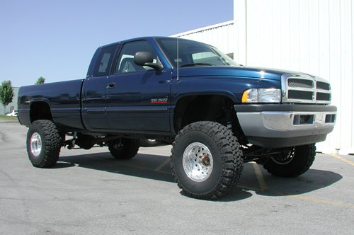Take your Dodge Ram to the extreme with Tuff Country Lift kits