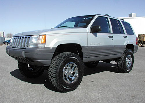 Tuff Country 3 5 Inch Lift Kit Without Shock Absorbers