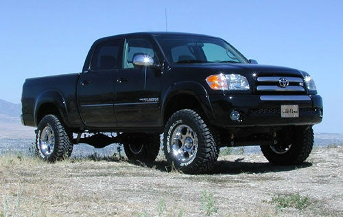 Take your Toyota Tundra to the extreme with Tuff Country Lift kits
