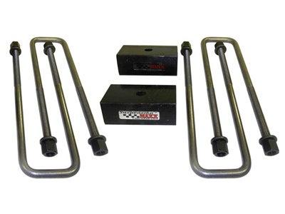 Suspension Maxx Block and U-Bolt Kit - 1.5 Inch SMX-156015