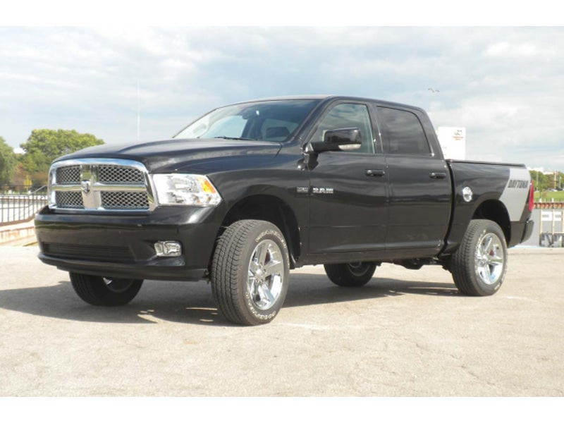 2015 Ram 1500 Leveling Kit >> Maxxstak Ramm Adjustable Front Spacers For The Dodge Ram 1500 4wd Front