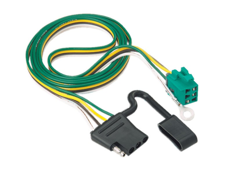 118240 tekonsha replacement wiring harness for the gm express and rh truckspring com Tow Wiring Harness Kits ford replacement oem tow package wiring harness 7-way
