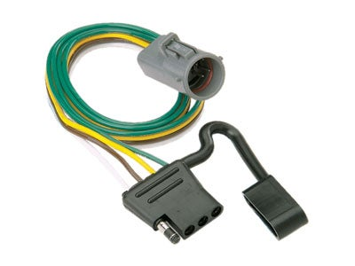 118241 med 01 buy tow ready t one trailer wiring connector for no splice wiring Toyota Wire Harness Repair Kit at creativeand.co