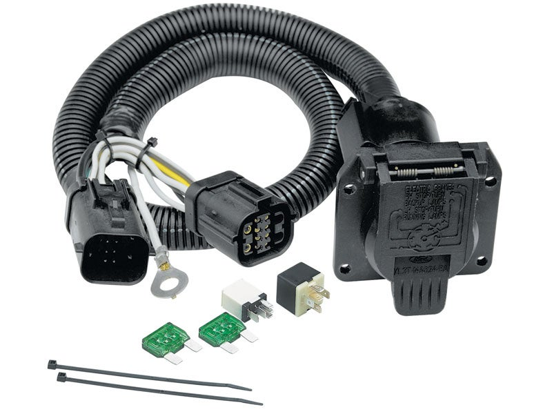 118242 tekonsha replacement wiring harness for the ford f 150 hover to zoom