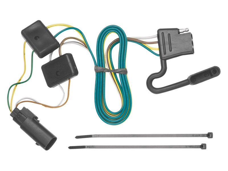 118251, tekonsha replacement wiring harness for the ford escape  splicing into oem trailer wiring harness question nissan #32