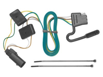 118251 tekonsha replacement wiring harness for the ford. Black Bedroom Furniture Sets. Home Design Ideas