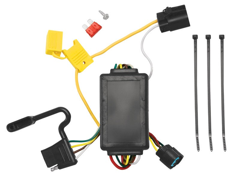 replacement oem tow package wiring harness for the hyundai santa fe Utility Trailer Wiring Harness