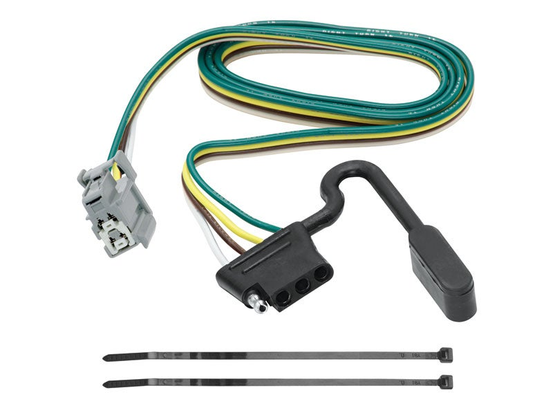 118264, tekonsha replacement wiring harness for the chevrolet  splicing into oem trailer wiring harness question nissan #49