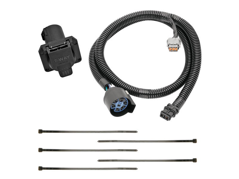 Replacement OEM Tow Package Wiring Harness for the Nissan Frontier, on