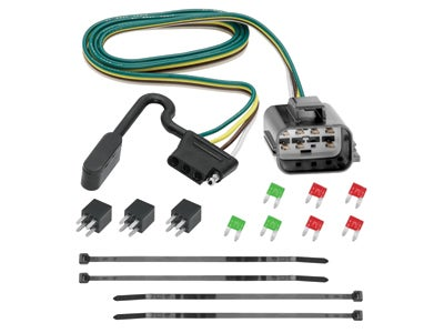 tekonsha replacement wiring harness for the buick enclave replacement oem tow package wiring harness for the buick enclave chevrolet traverse gmc acadia 118270