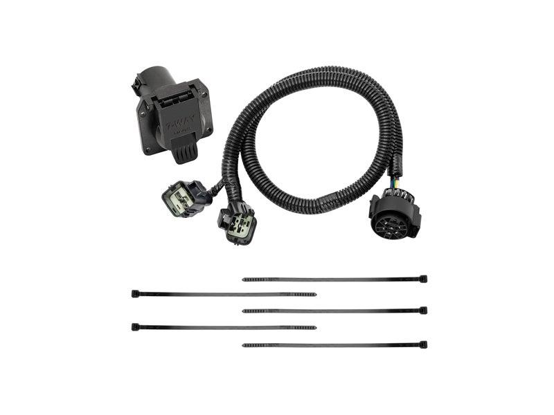 Brilliant 118275 Tekonsha Oem Tow Package Wiring Harness For The Land Rover Wiring Cloud Xeiraioscosaoduqqnet