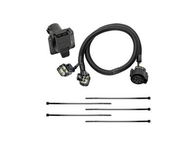 Replacement OEM Tow Package Wiring Harness for the Land Rover Range Rover - 7 Way 118275