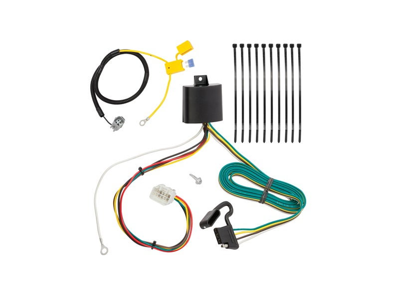 118277  Tekonsha Replacement Wiring Harness For The