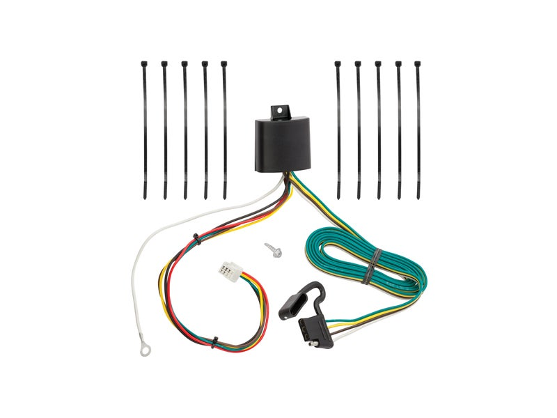 118278 lrg 01 118278, tekonsha replacement wiring harness for the mazda cx 9