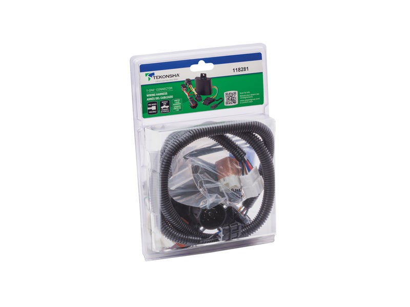 118281  Tekonsha Replacement Wiring Harness For The Nissan