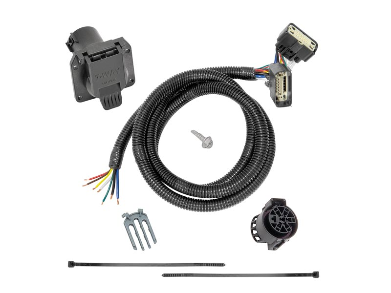 Tekonsha Oem Wiring Harness : Tekonsha replacement wiring harness for the ford f