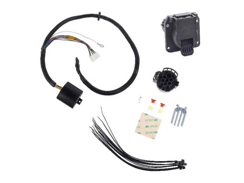 replacement oem tow package wiring harness for the acura mdx 7 way Chevy Astro Trailer Wiring Harness