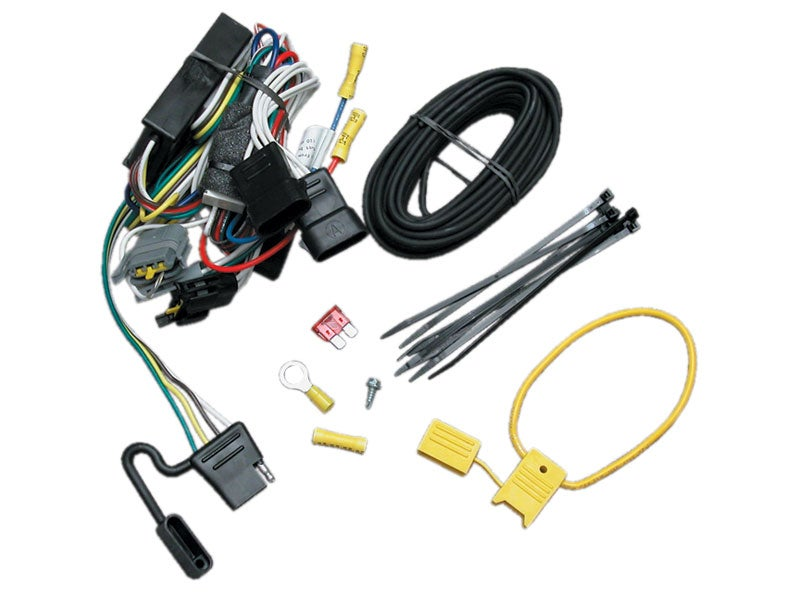 118366, TekonshaT-One Trailer Connector for the Ford Windstar on enclave wiring harness, f150 wiring harness, crown victoria wiring harness, mustang wiring harness, ford transmission wiring harness, grand marquis wiring harness, model t wiring harness, pt cruiser wiring harness, astro van wiring harness,