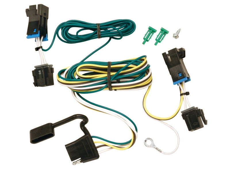 118392 tekonsha t one trailer connector for the chevrolet express rh truckspring com gmc savana van trailer wiring gmc savana van trailer wiring