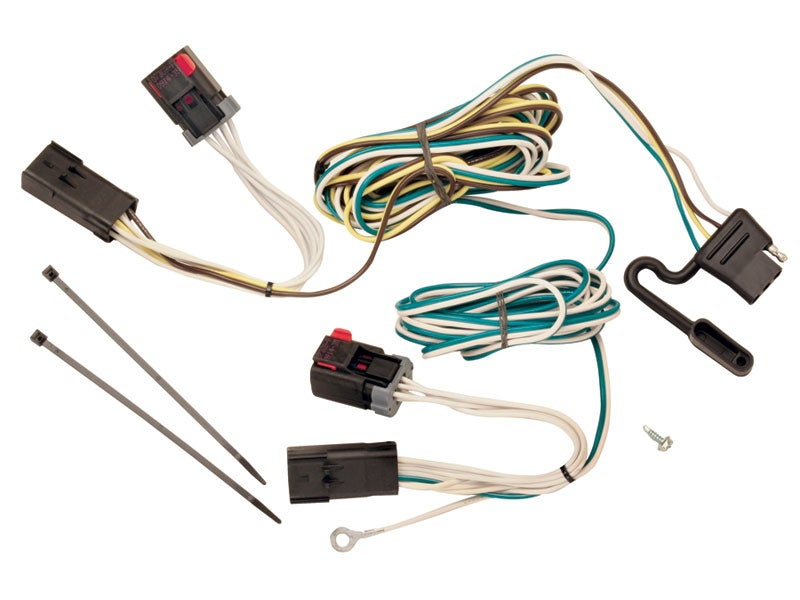 Trailer Wiring Harness Chrysler 300 : Tekonsha t one trailer connector for the dodge