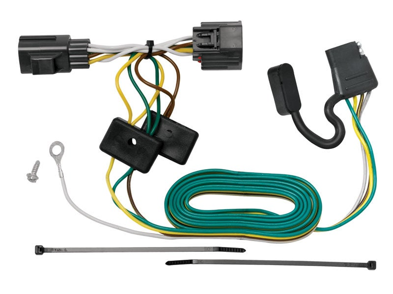 T-One Connector for the Jeep Wrangler