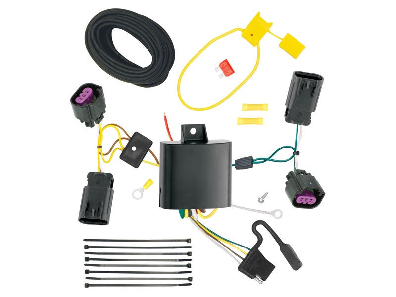 2017 Dodge Journey Trailer Wiring Harness from www.truckspring.com