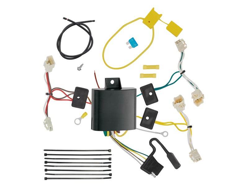 wiring harness module what do you need for your
