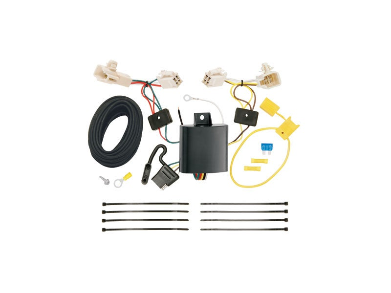 T-One Connector Assembly with Circuit Protected ModuLite Module for the  Subaru Legacy