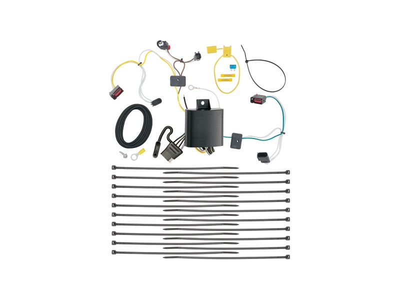 jeep towing accessories with T One Connector Assembly With Circuit Protected Modulite Module For The Jeep Grand Cherokee  118727 on 1 further RepairGuideContent further Automotive Products Accessories For Loading Hauling as well RepairGuideContent as well RepairGuideContent.