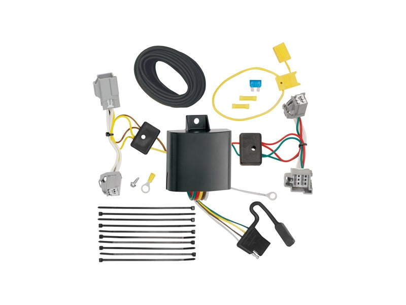 t one connector assembly with circuit protected modulite module for the volvo xc60