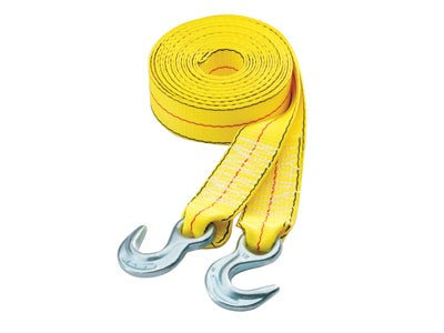 2 Inch x 20' Tow Rope with Hooks 1017600