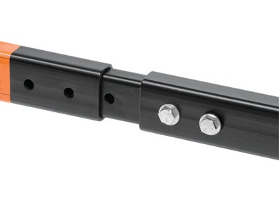 Adjustable Tow Bar kit with 2-Piece Adjustmant Arms - 5,000 lbs. Capacity 63181
