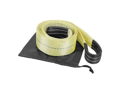 3 in. x 6 ft. Tow Strap with Loop Ends 95167DT