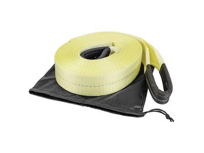 3 in. x 30 ft. Tow Strap with Loop Ends 95451DT