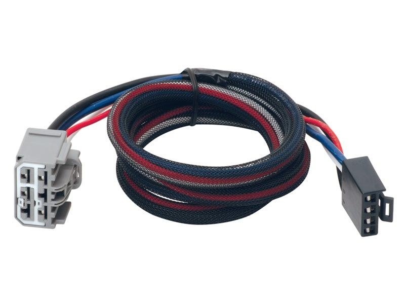 3026 p plug and play brake control wiring adapter for the gm acadia rh truckspring com tekonsha brake control wiring adapter brake control wiring adapter for 2016 dodge