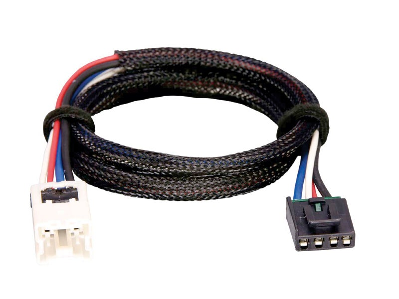 Tekonsha Brake Controller Wiring For Nissan  U0026 Infinit Suvs  3050