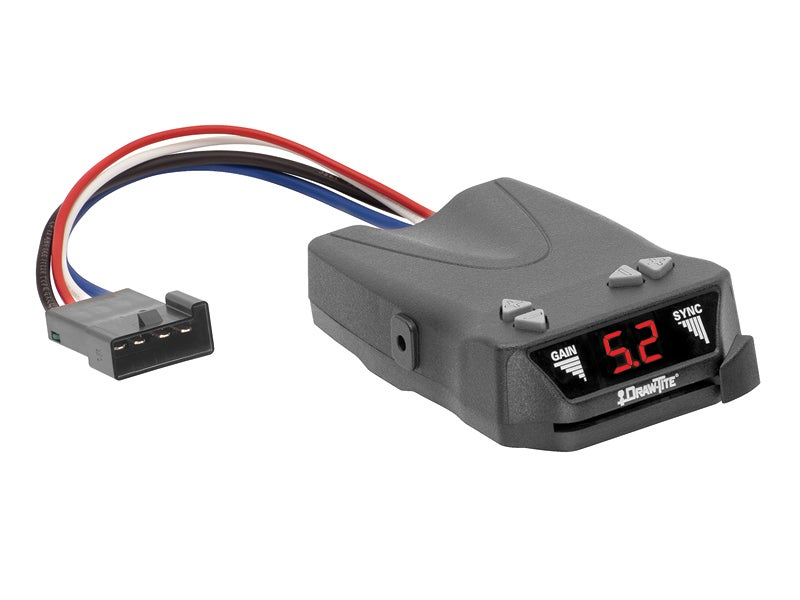 Electric Brake Controller >> Activator Iv Draw Tite Brake Control Timed Electric Brake
