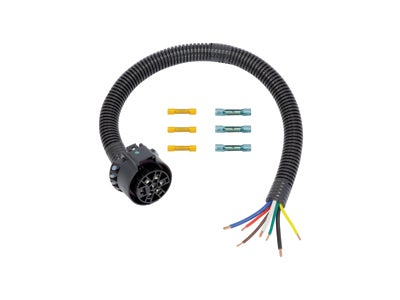 Buy Trailer Wiring Adapters To Connect Trailers To Tow Vehicles