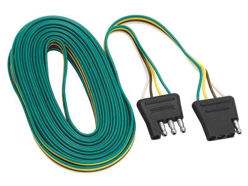 4-Way Flat Harness Loop - Car & Trailer End, 118636