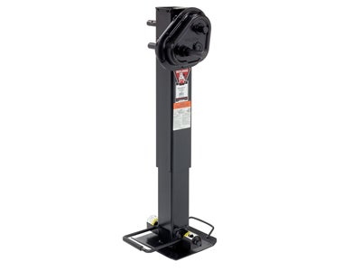 Bulldog 2-Speed Direct Weld Square Jack, 25,000 lbs. Capacity 183749