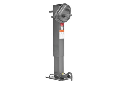 Bulldog 2-Speed Direct Weld Square Jack, 12,000 lbs. Capacity 183900