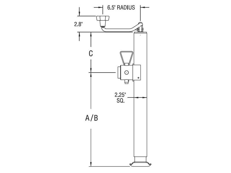 trailer jack schematic