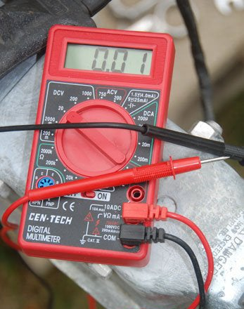 troubleshooting trailer lights a simple guide rh truckspring com test trailer wiring harness multimeter testing trailer wiring with multimeter