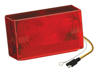 Submersible 4x6 Low Profile Tail Light - Over 80 inches 423025